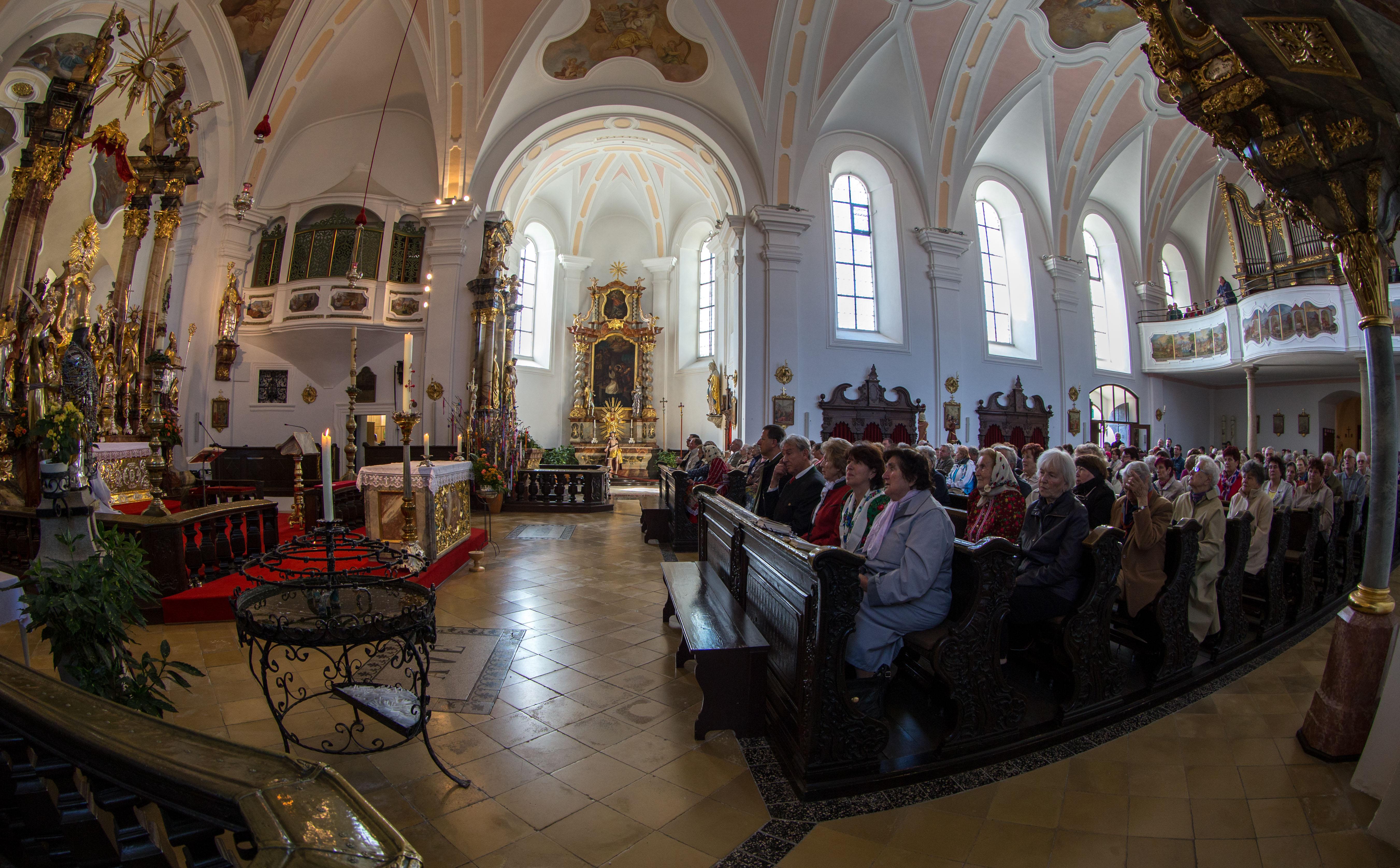 Neukirchen, 7.5.2016, Pouť k Panně Marii Loučimské, domažlický vikariát-38