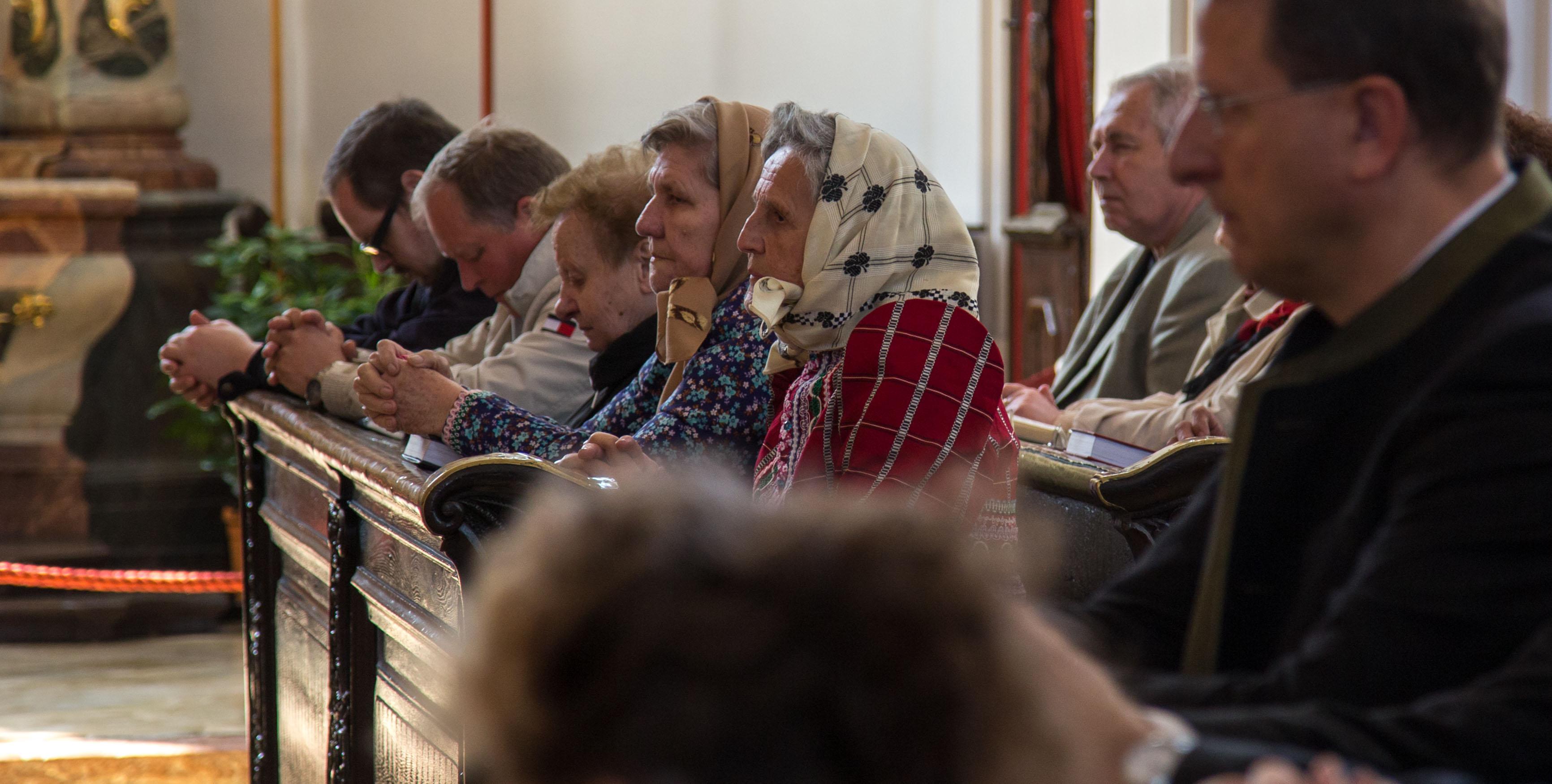 Neukirchen, 7.5.2016, Pouť k Panně Marii Loučimské, domažlický vikariát-52