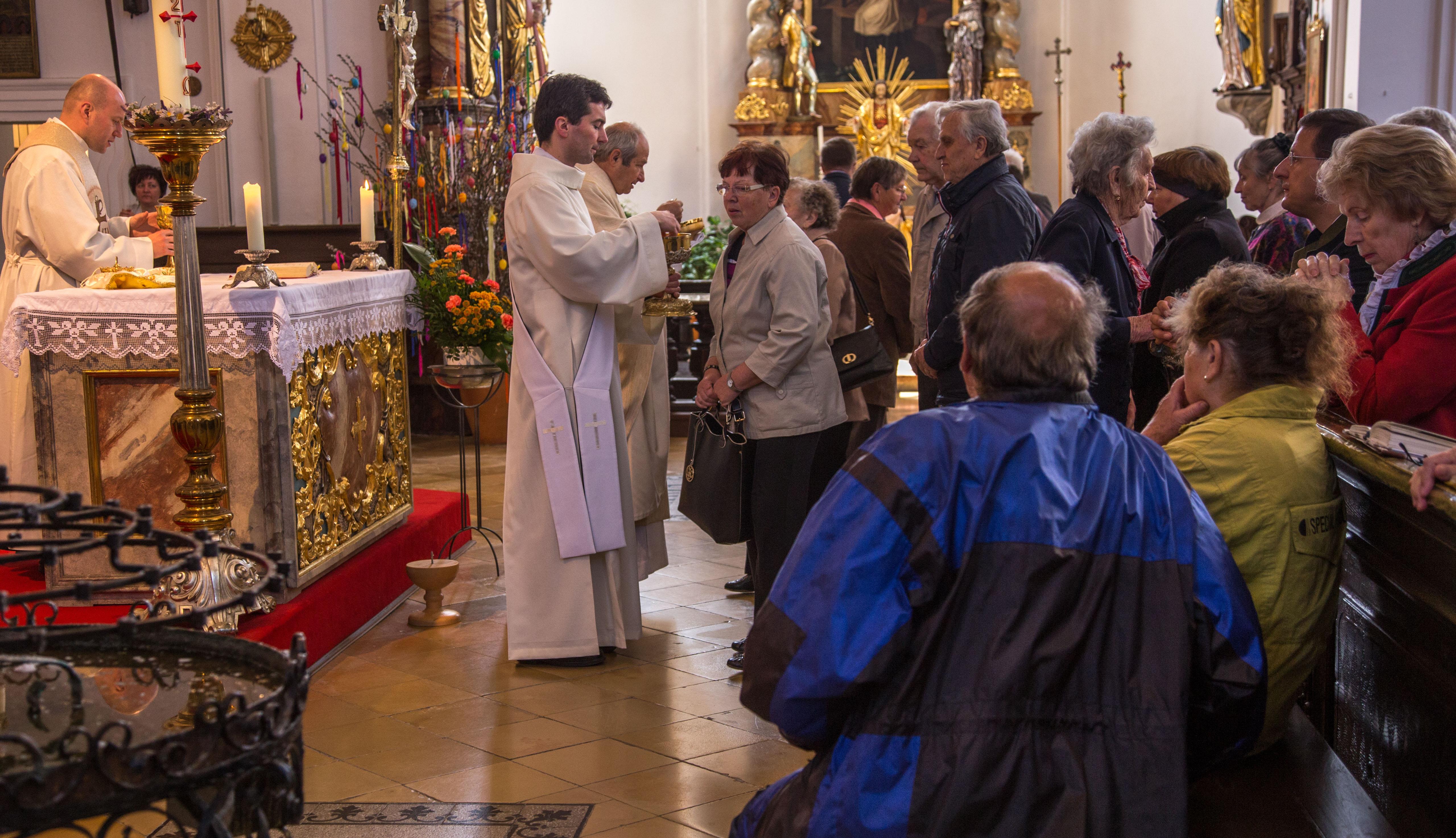 Neukirchen, 7.5.2016, Pouť k Panně Marii Loučimské, domažlický vikariát-55