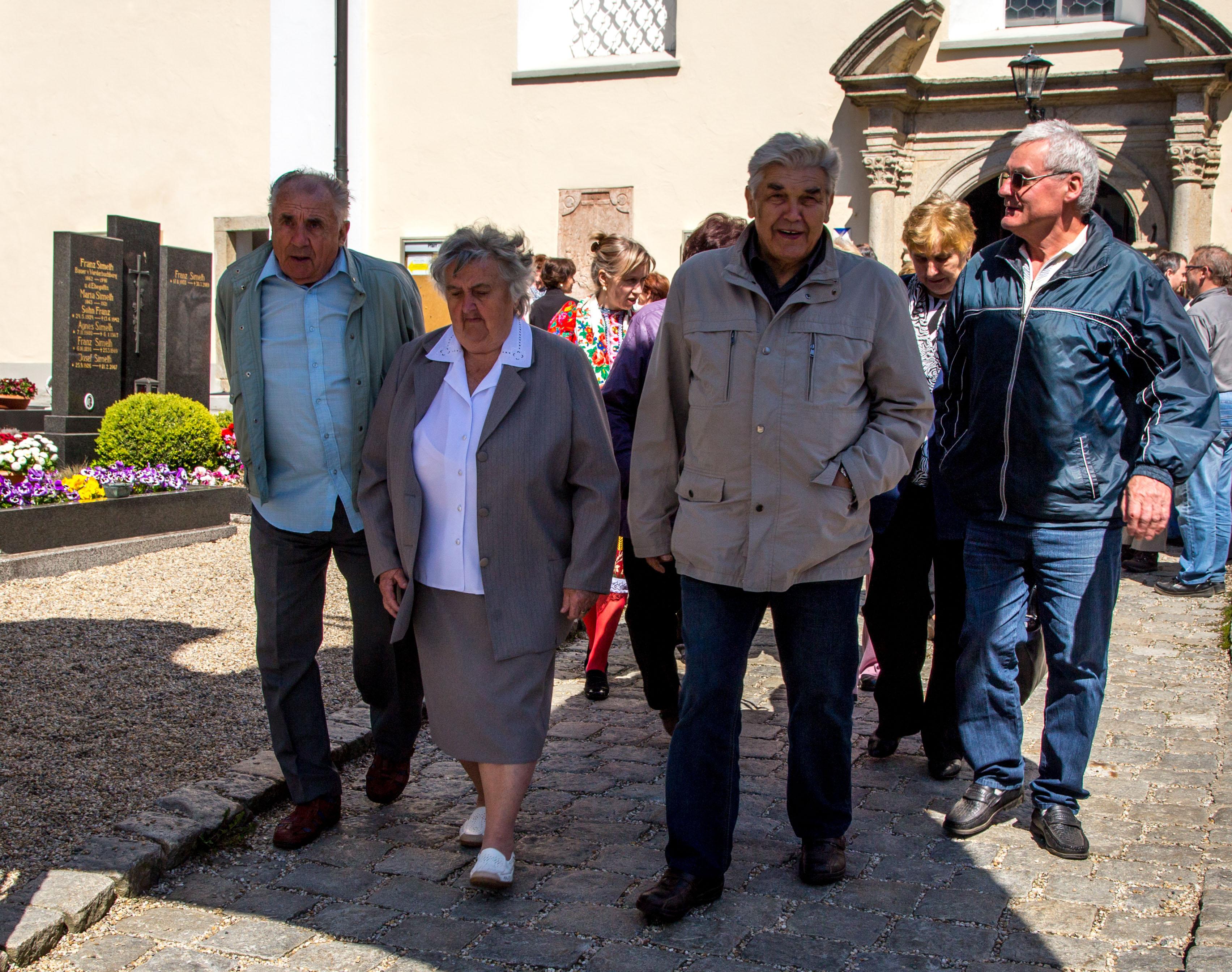 Neukirchen, 7.5.2016, Pouť k Panně Marii Loučimské, domažlický vikariát-73