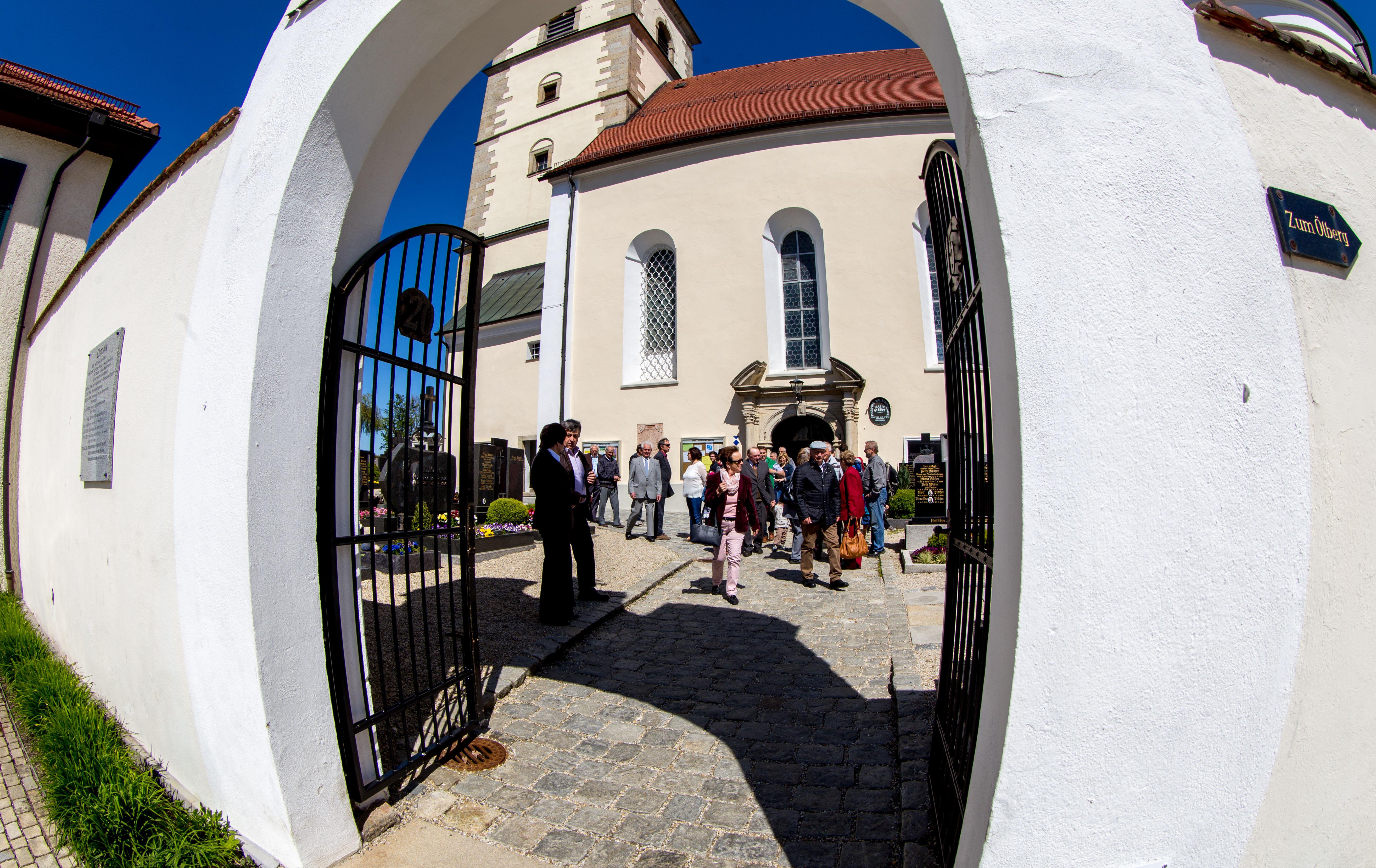Neukirchen, 7.5.2016, Pouť k Panně Marii Loučimské, domažlický vikariát-76