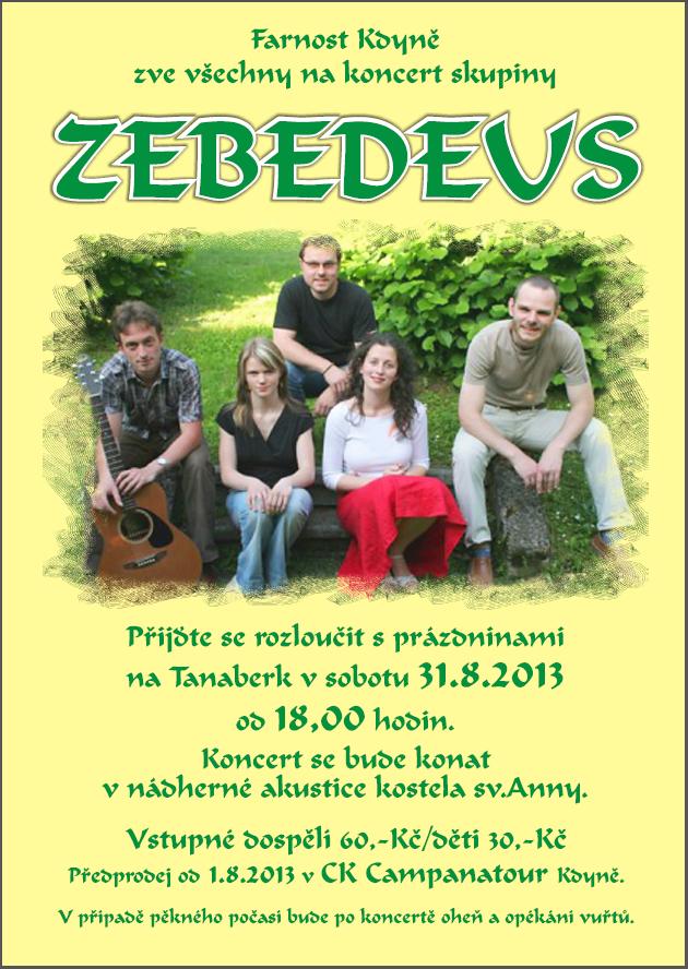 Zebedeus
